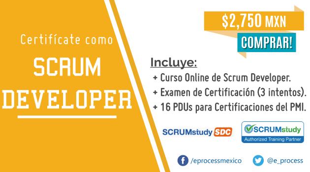 Curso de Scrum Developer Certified (SDC)