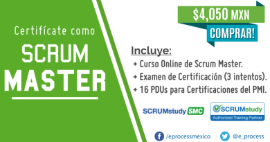 Curso de Scrum Master Certified (SMC)