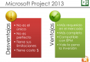 Webinar: Planificación de Proyectos con Microsoft Project 2013