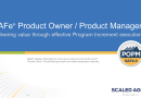 SAFe® Product Owner/Product Manager