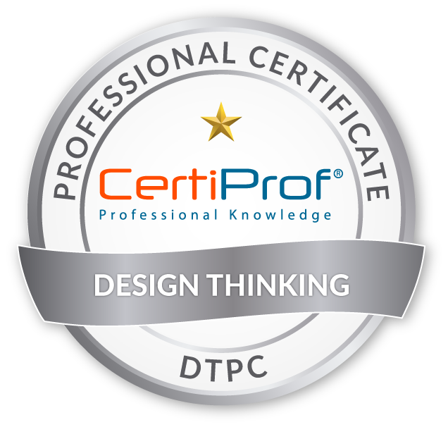 Design Thinking Professional Certificate (DTPC) – e-process